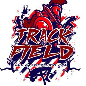 TRACK AND FIELD ADJUSTABLE LOGO DESIGN EPS, AI, PDF 204