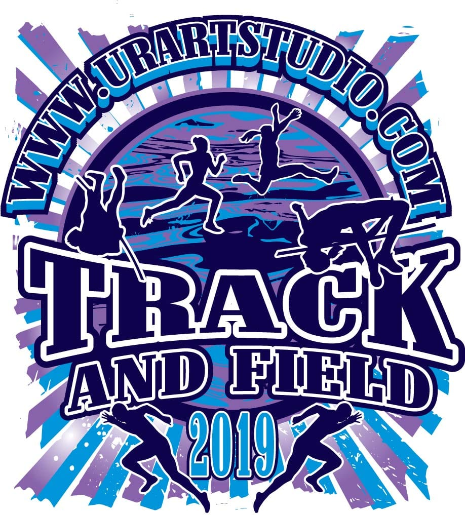 TRACK AND FIELD ADJUSTABLE LOGO DESIGN EPS, AI, PDF 205