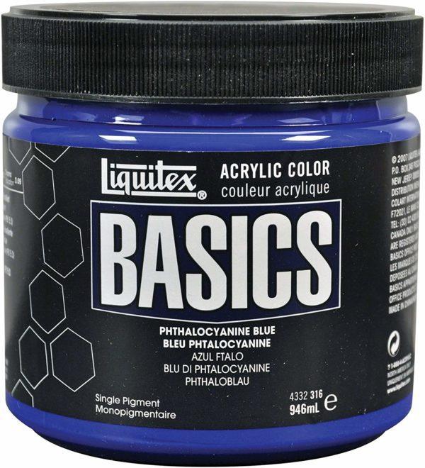 phthalo blue 32oz basics