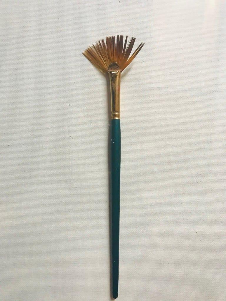 fan brush by Dranitsin