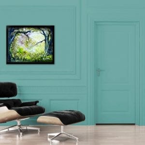DISPLAY YOUR PAINTING IN VIRTUAL LiVING ROOM 1 USING PHOTOSHOP