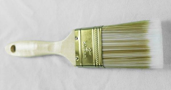 """2"""" flat brush by Dranitsin one"""