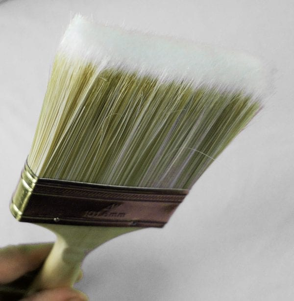 "4"" Flat Paint Brush recommended by Peter Dranitsin"
