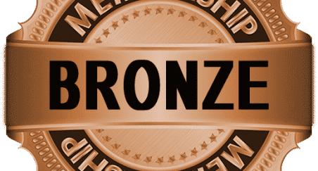 bronze membership by Peter Dranitsin