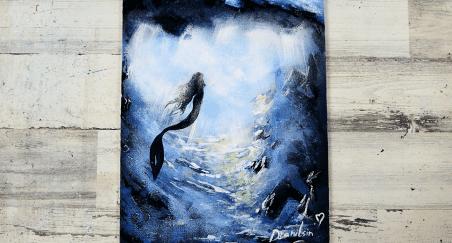 mermaid by Dranitsin
