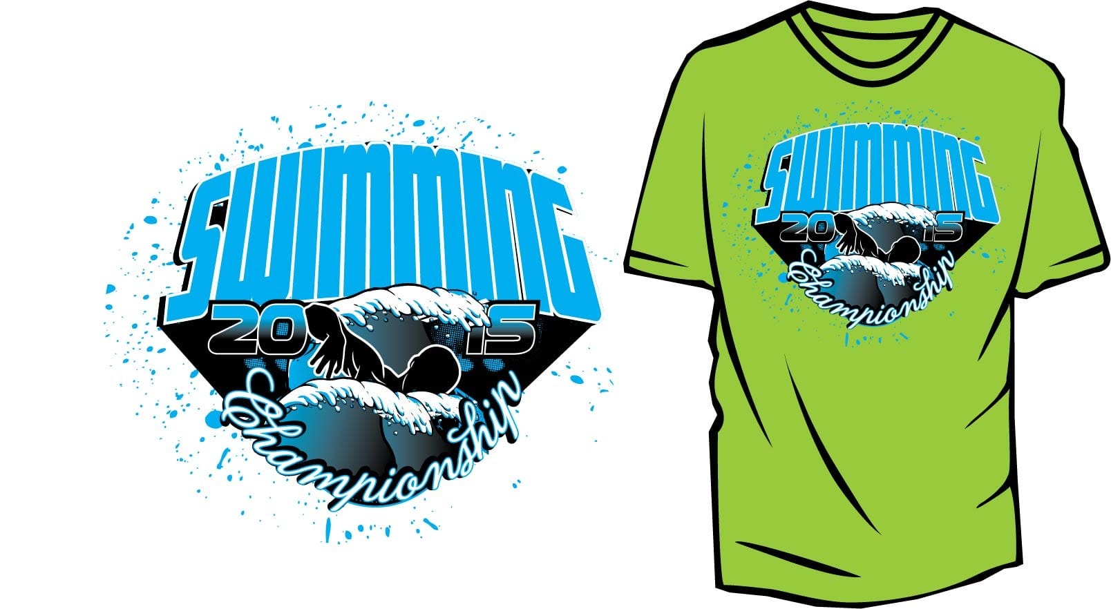 Swim Team Shirts Our T Shirt