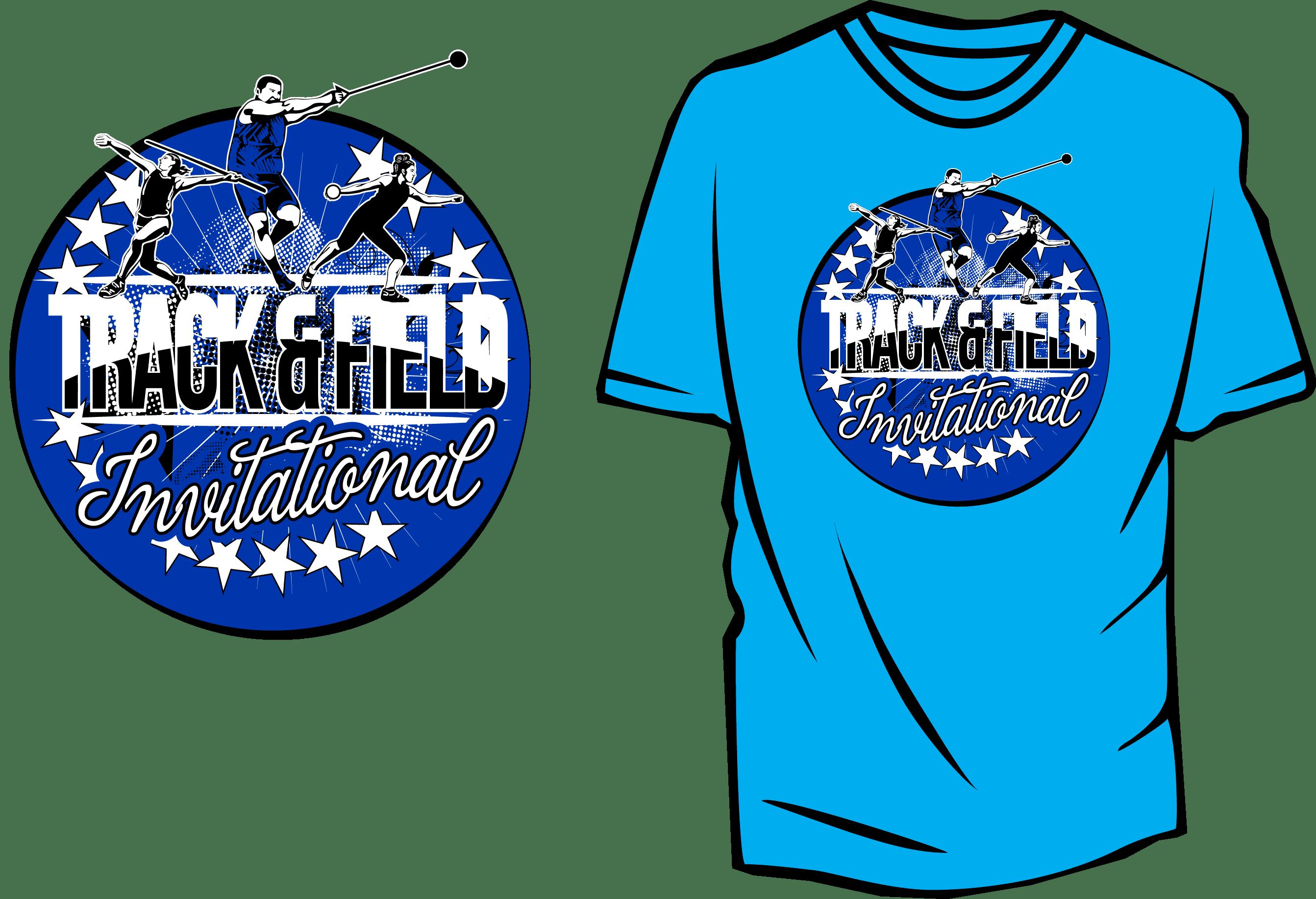Paint T Shirt Logo Designs Clipart Vector Design