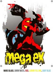 DOWNLOAD VECTOR ARTWORK - MEGA EX - KIDS LOVE IT