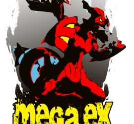 DOWNLOAD VECTOR ARTWORK - MEGA EX - KIDS LOVE IT